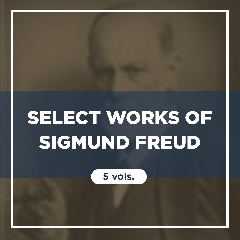 Select Works of Sigmund Freud (5 vols.)