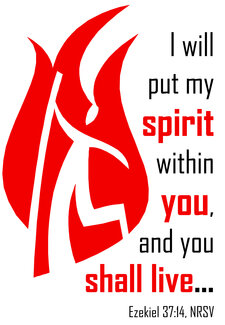 Spirit - Ezekiel 37 14