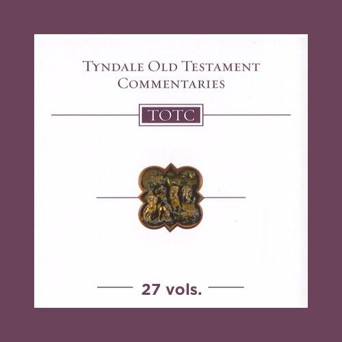 Tyndale Old Testament Commentaries Series | TOTC (27 vols.)