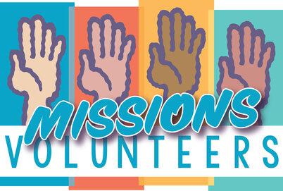 Missions Volunteers
