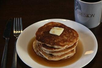 Pancake Breakfast 1