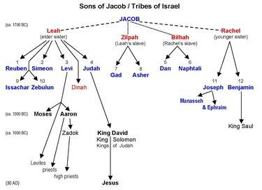 Israeltribes