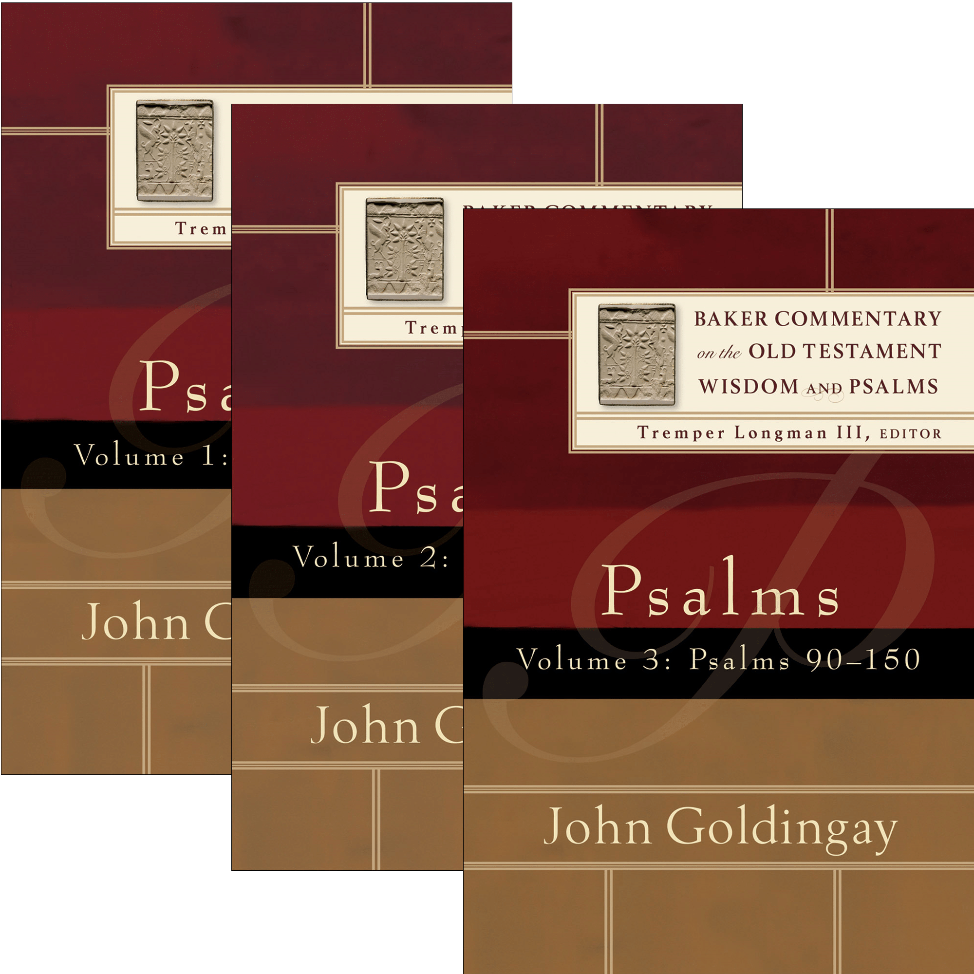 Psalms, 3 vols. (Baker Commentary on the Old Testament Wisdom and Psalms | BCOTWP)