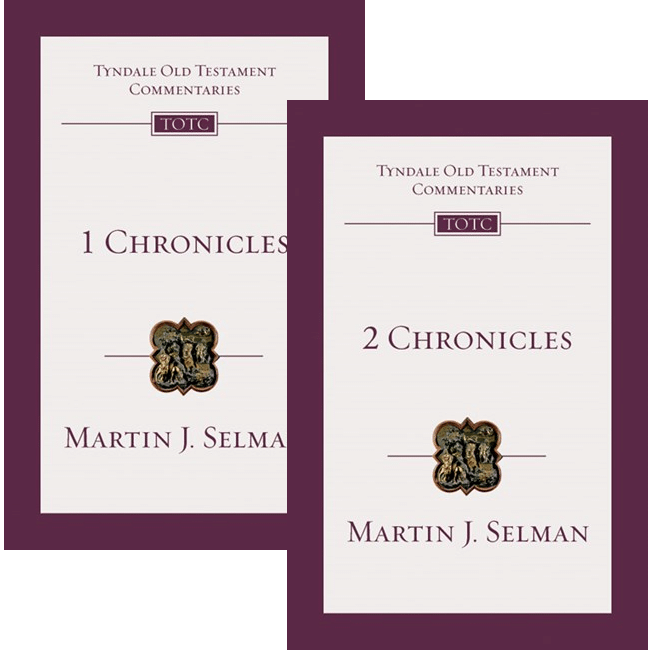 1 & 2 Chronicles, 2 vols. (Tyndale Old Testament Commentary | TOTC)