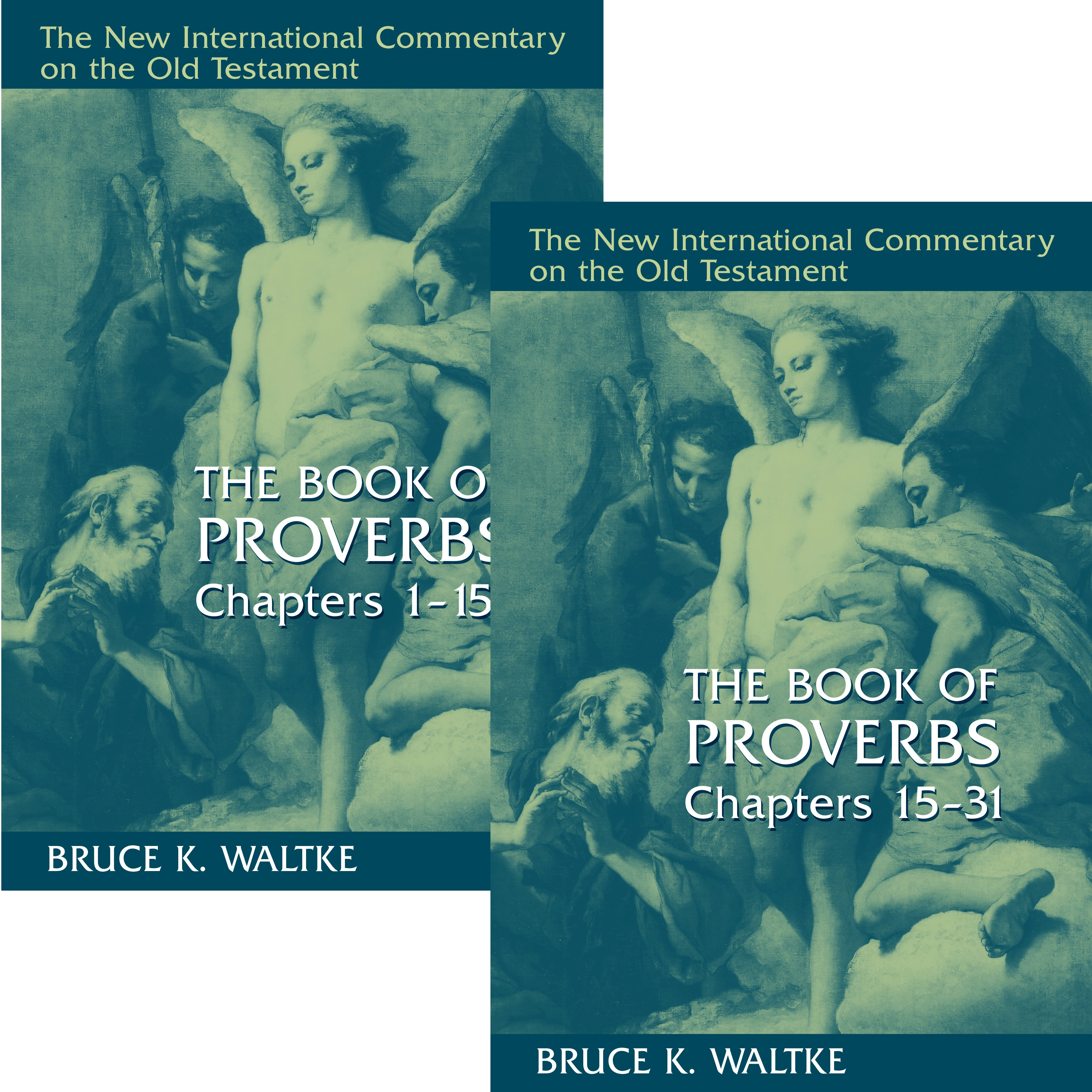 Proverbs, 2 Volumes (New International Commentary on the Old Testament | NIC)
