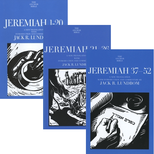 Jeremiah, 3 vols. (Anchor Yale Bible Commentary | AYBC)