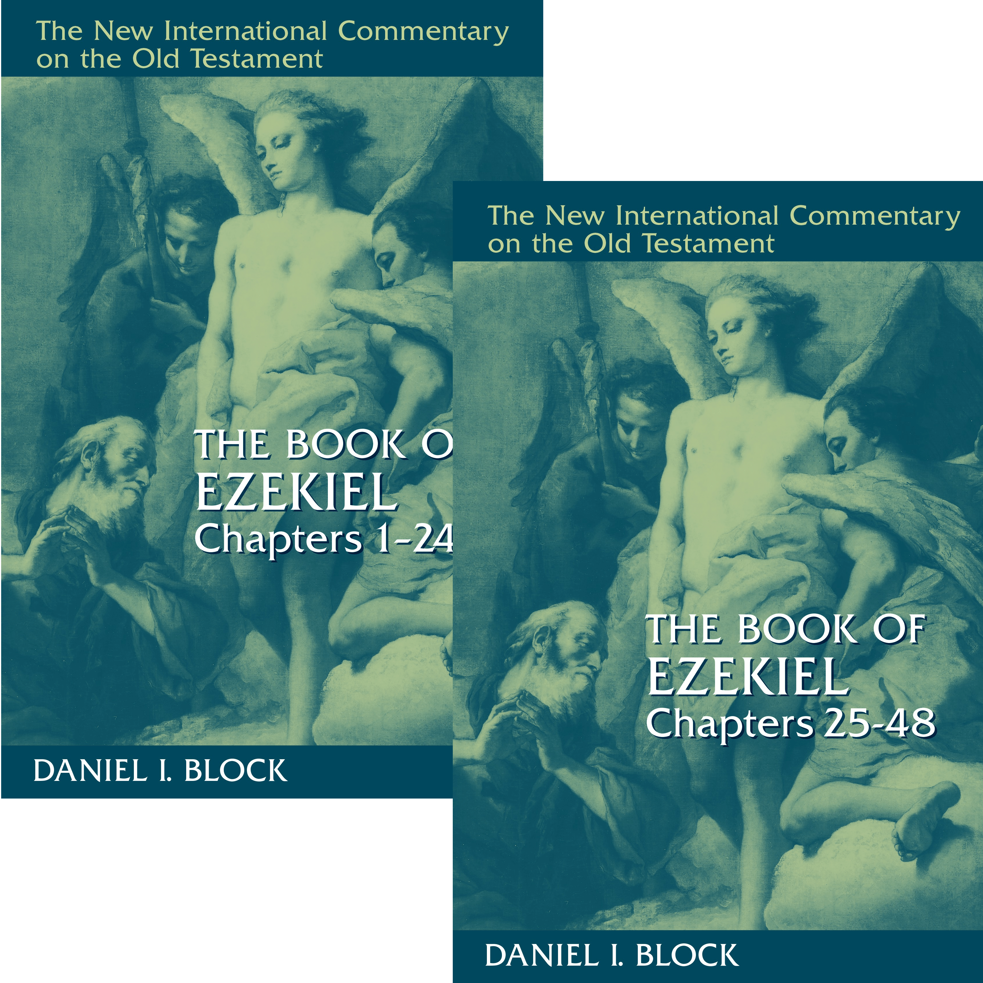 The Book of Ezekiel, 2 vols. (The New International Commentary on the Old Testament | NICOT)