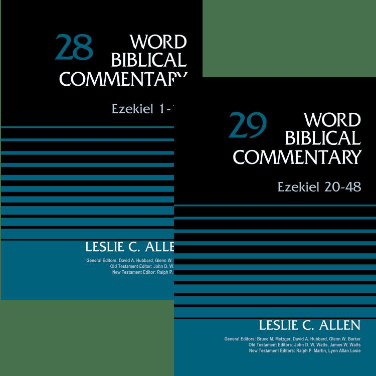 Ezekiel, 2 vols. (Word Biblical Commentary, Volumes 28-29 | WBC)