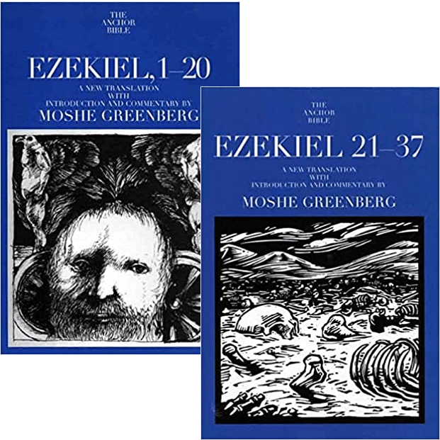 Ezekiel, 2 vols.: chapters 1-37 (The Anchor Yale Bible Commentary | AYBC)
