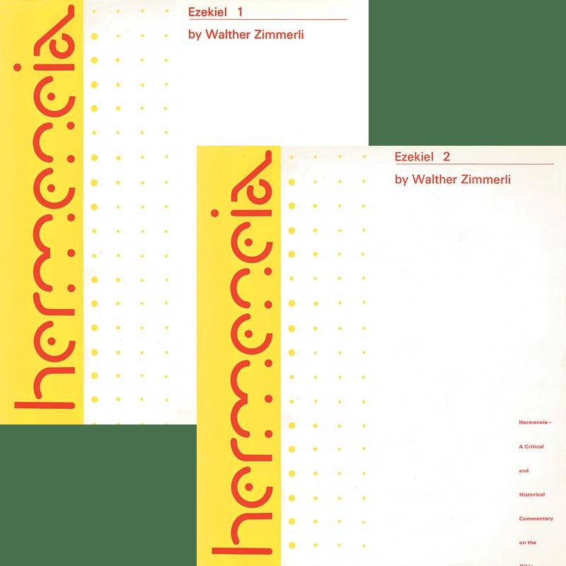 Ezekiel,  2 vols. (Hermeneia | HERM)