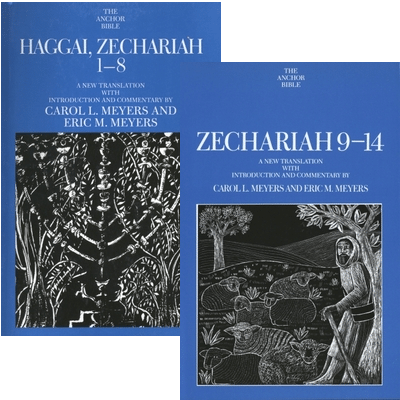 Haggai, Zechariah, 2 vols. (The Anchor Yale Bible Commentary | AYBC)