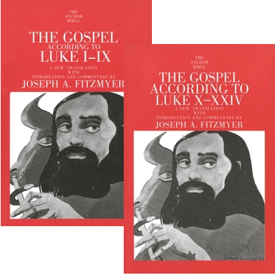 The Gospel according to Luke, 2 vols. (The Anchor Yale Bible Commentary | AYBC)