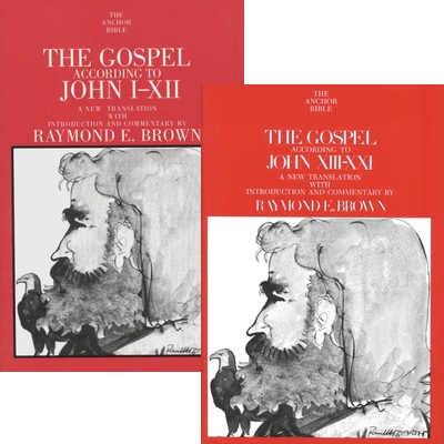 The Gospel According to John, 2 vols. (Anchor Yale Bible Commentary | AYBC)