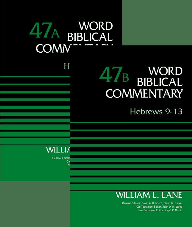 Hebrews, 2 vols. (Word Biblical Commentary, Volume 47: a-b | WBC)