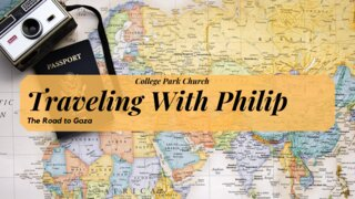 Traveling With Philip