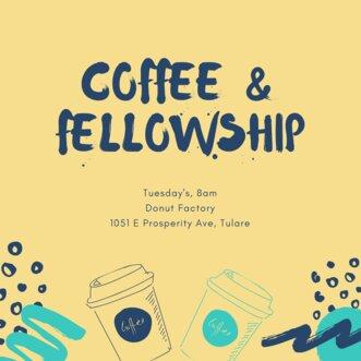 Coffee & Fellowship