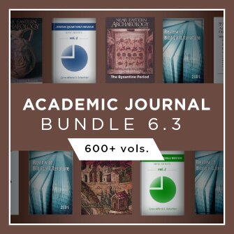 Academic Journal Bundle 6.3 (600+ vols.)
