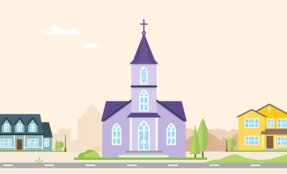 How To Start A-Church Top Illustration Featured