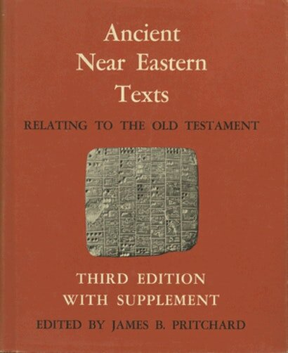 Ancient Near Eastern Texts (ANET)