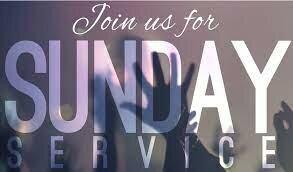 Sunday Service 1