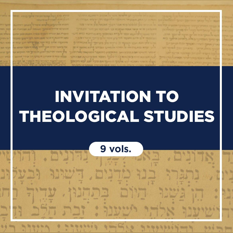 Invitation to Theological Studies | ITS (9 vols.)