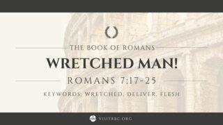 Romans Series July 16