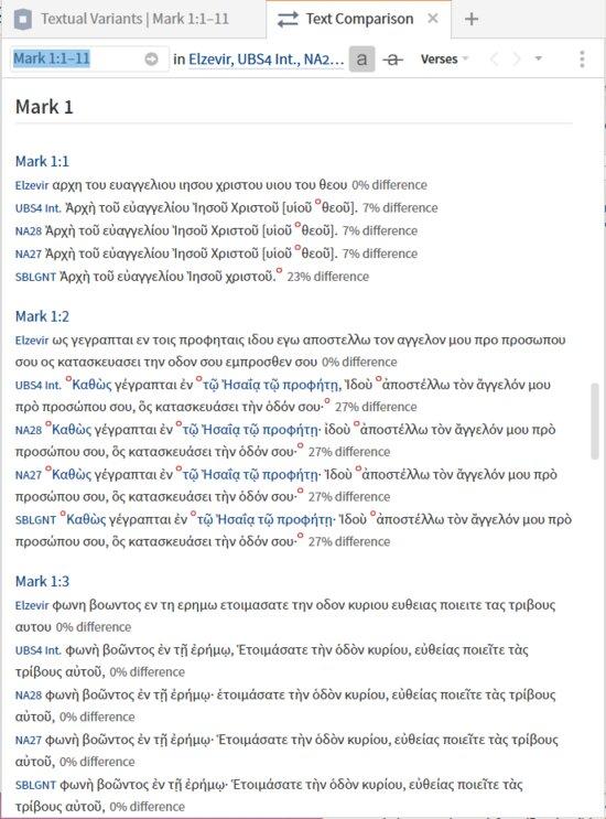 P19-2 Editiontext Comparison