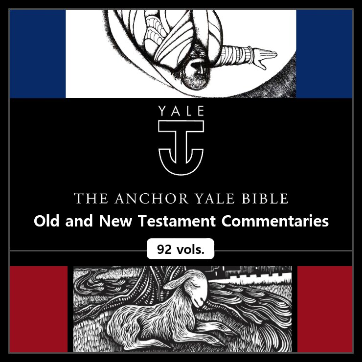 Anchor Yale Bible Commentary | AYBC (92 vols.)