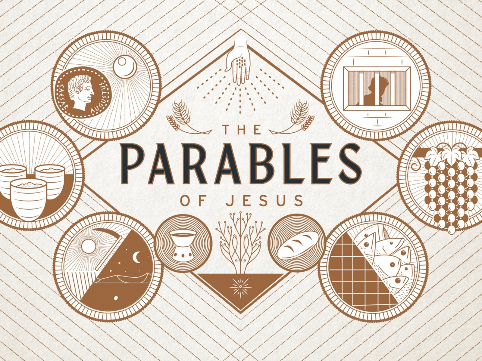Parables of the Kingdom (Series) Begins in August