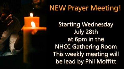 July Prayer Meeting