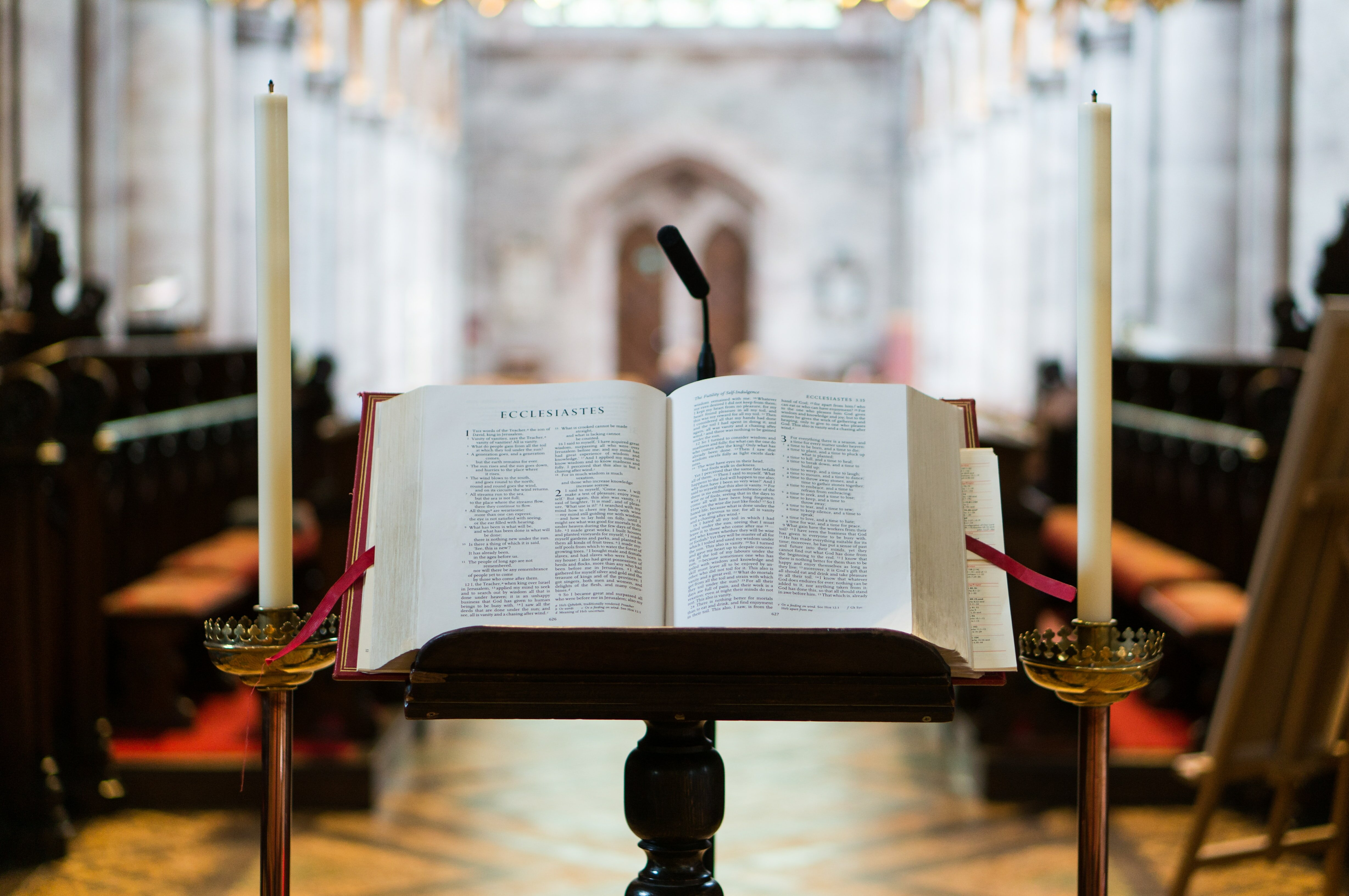 How to Listen to a Sermon (1 Thess 2:13)