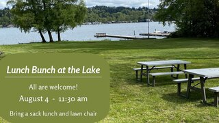 Lunch Bunch At The Lake 2