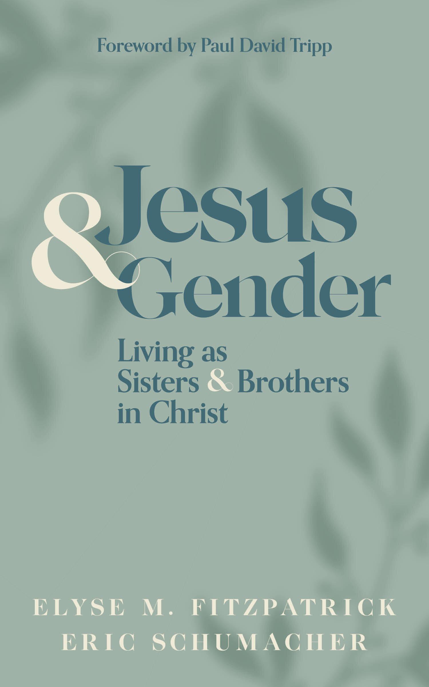 Jesus and Gender