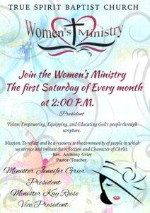 Women's Min Flyer
