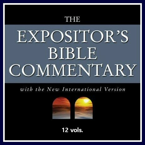 The Expositor's Bible Commentary | EBC (12 vols.)
