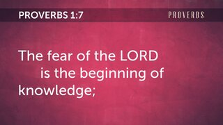 Bible Backgrounds Proverbs