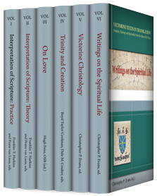 Victorine Texts in Translation (6 vols.)