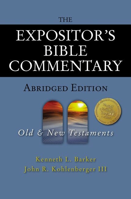 The Expositor's Bible Commentary: Abridged Edition (2 vols.)