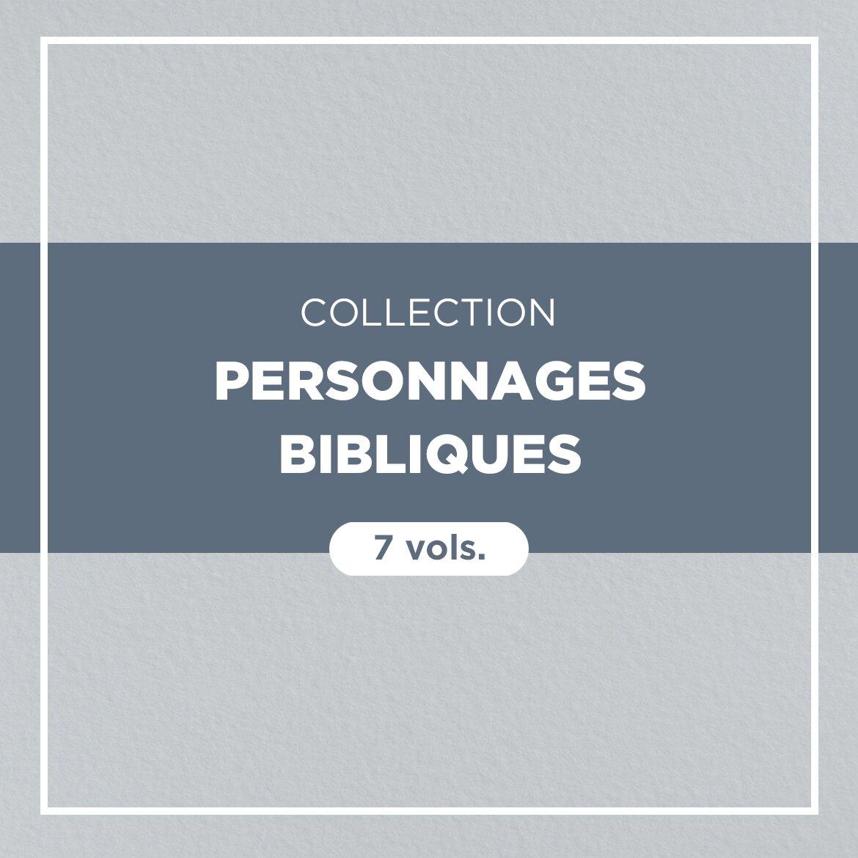 Collection Personnages bibliques