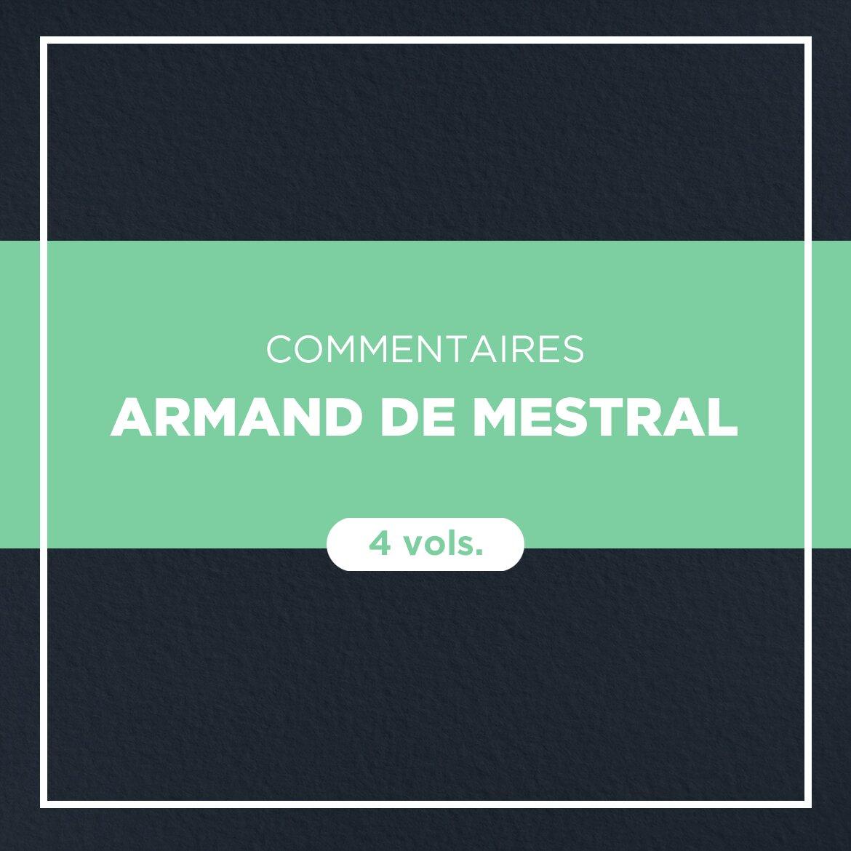 Collection Armand de Mestral