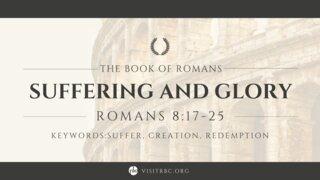 Romans Series August 22