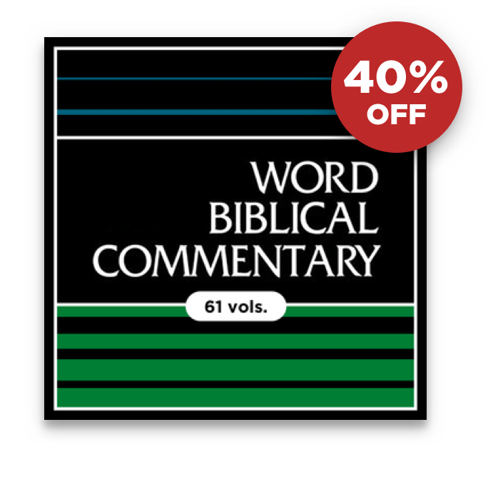 Word Biblical Commentary | WBC (61 vols.)