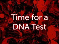 Time For A DNA Test Pic