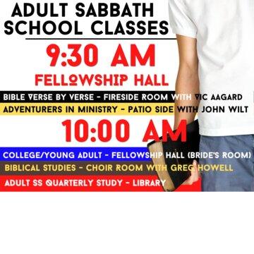 Sabbath School Classes