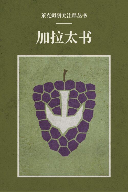 加拉太书 (简体) 莱克姆研究注释丛书—Lexham Research Commentary: Galatians (Simplified Chinese)