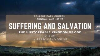 Sunday August 29