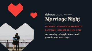 Marriage Night Slide 1