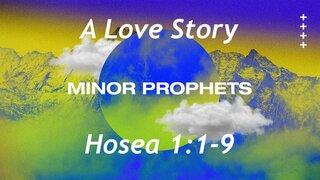 Hosea 9-4-2021