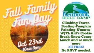 Kenbrook Fall Family Fun Day