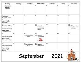 9.21 Calendar